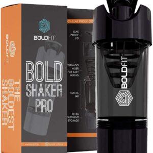 Boldfit Gym Shaker Pro Cyclone Shaker