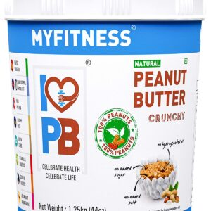 MYFITNESS Natural Peanut Butter