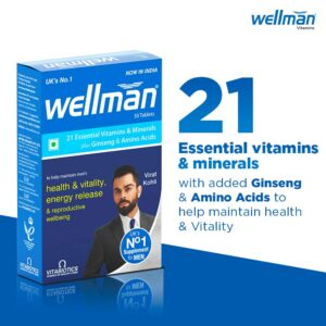 Wellman - Health Supplements