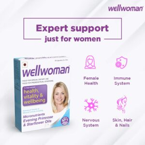 Wellwoman - Health Supplements